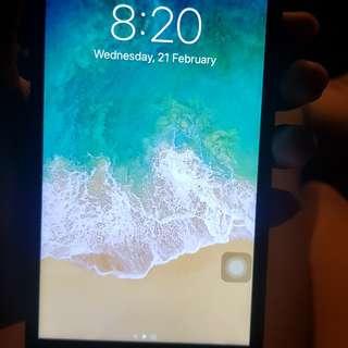 Iphone 7 plus 128gb fu