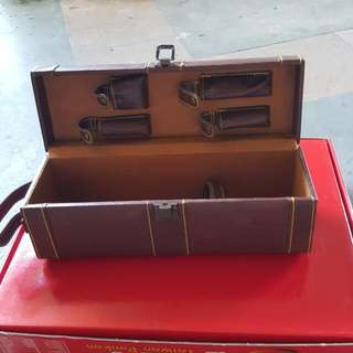 LEATHER BOX FOR SALE
