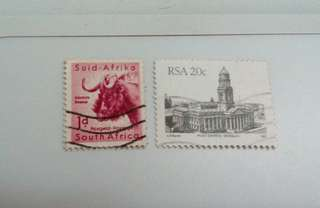 South Africa Stamps #M63