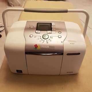 彩色嘖墨相片打印机