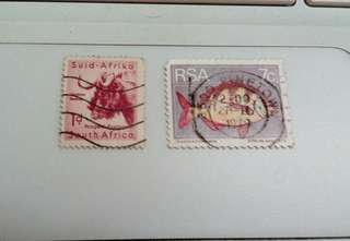 South Africa Stamps # M64
