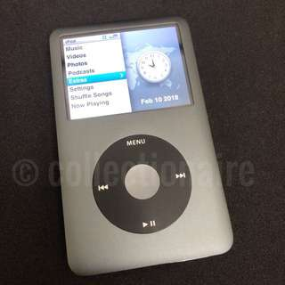 iPod Classic 160GB 7th Gen (Latest model) Discontinued