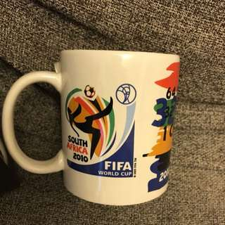 FIFA南非世界杯官方紀念杯