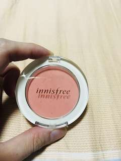 Innisfree blusher coral