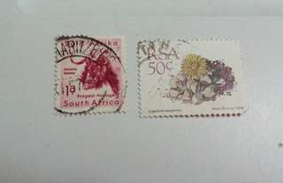 South Africa Stamps #M65