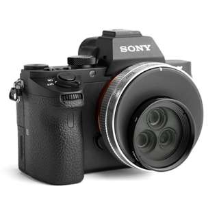 Sony Lensbaby Trio 28mm f/3.5 for Sony E Mount