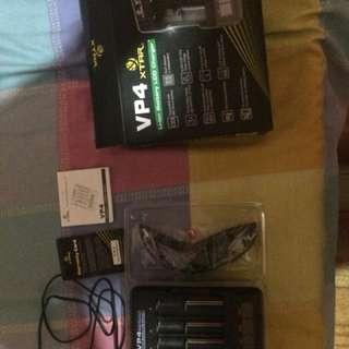 VP4 vape charger