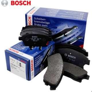 BOSCH Brake Pads      Nissan Latio / Sylphy