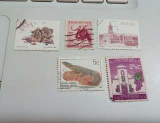 South Africa Stamps #M66