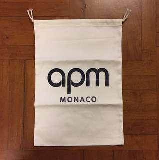 Apm Monaco dust bag