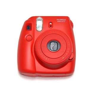 Fast deal! Fujifilm Instax Mini 8 (red)