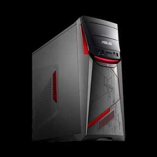 Asus G11CD (G11CD-K-SG011T / G11CD-K-SG020T) Gaming Desktop | Windows 10 Home | Intel® Core™ i7 7700 | 2TB SATA Hard Drive (7200RPM) | 8G DDR4 2400 | Nvidia GeForce GTX 1050