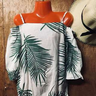 coconut style top