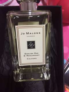 Jo Malone English oak and red current