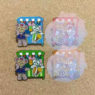 全新 Duffy ShellieMay Gelatoni Stellalou Pin