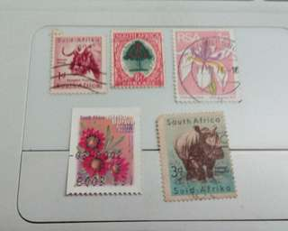 South Africa Stamps #M67