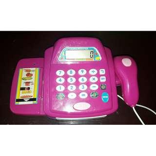 cashier machine toy
