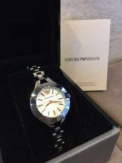 EMPORIO ARMANI 女裝錶全新