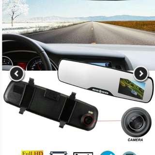 HD MIRROR KAMERA VIDEO KERETA