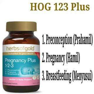 Herbs of gold pregnancy plus 123