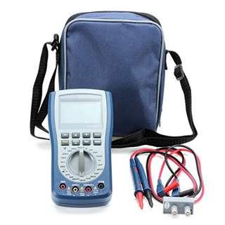 handheld oscilloscope 200ksps,