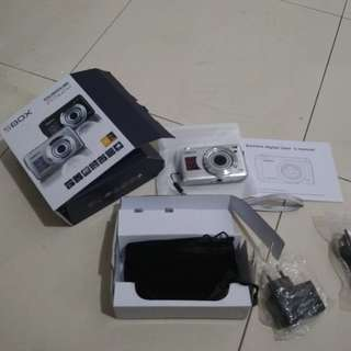 Kamera Pocket SBox S8 21Mp