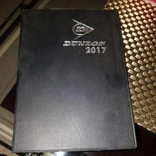 Buku agenda 2017