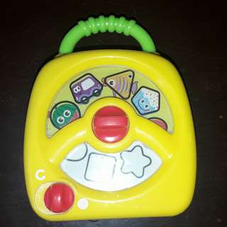musical educational toy
