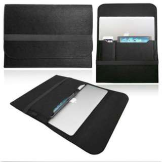 [PO63]Smart Laptop Felt Sleeve Case Cover Bag For Apple MacBook Pro Retina Air 13''