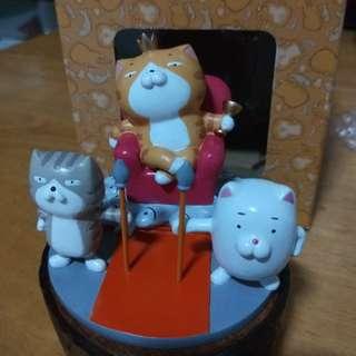 白爛貓音樂盒