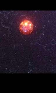 Red diamond 0.40ct