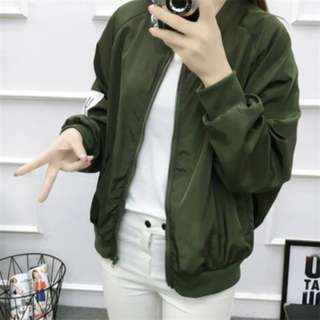 [PO64]Women Preppy Style Long Sleeve Overcoat Jacket