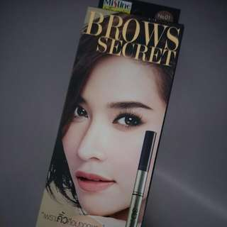 Mistine 3D Brows Secret (3 in 1)