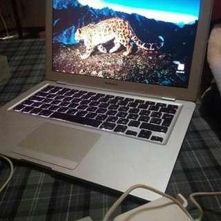 Macbook air 2008 rush sale