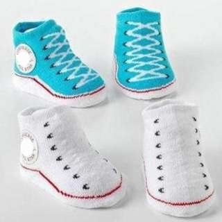 Infant Newborn Socks Non-slip Socks Baby 0M-12M