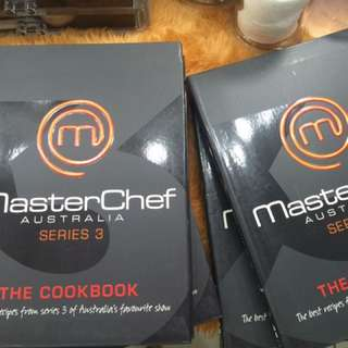 The Cookbook Master Chef Australia