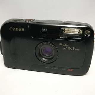 Canon Prima Mini film camera