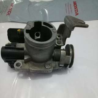 Trothel Body Motor Vario125
