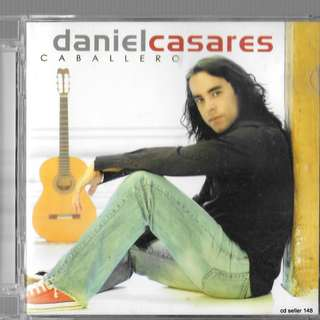 MY CD SPANISH- DANIEL CASARES //FREE DELIVERY BY SINGPOST