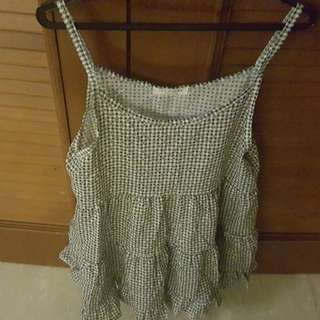 long top&dress