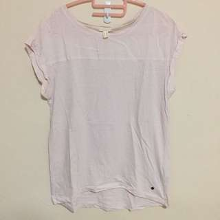 Wore 1x Only - Authentic Esprit short sleeve Blouse size XS (cutting big)