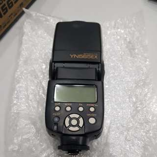 Speedlite yn565ex for dslr