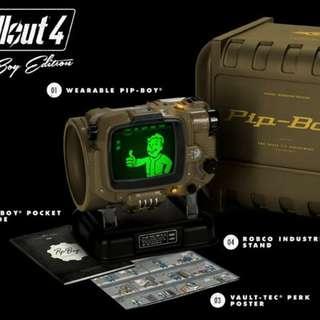 Fallout 4 pip-boy edition bethesda