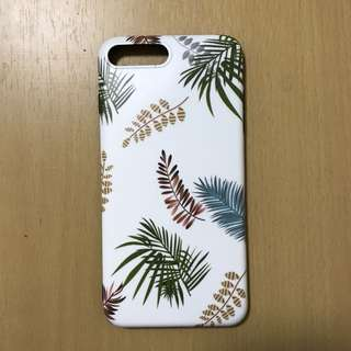Tropical Pattern iPhone 7+ Case
