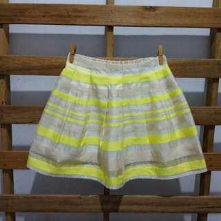 Korean woman skirt