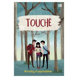 E-BOOK Touche by Windhy Puspitadewi