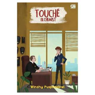 E-BOOK Touche Alchemist by Windhy Puspitadewi