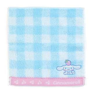 Japan Sanrio Cinnamoroll Petit Small Towel Handkerchief (check)