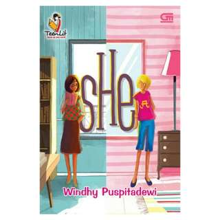 E-BOOK sHe by Windhy Puspitadewi