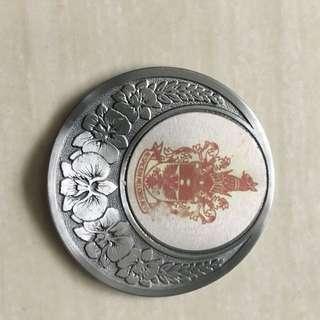 Raffles medal